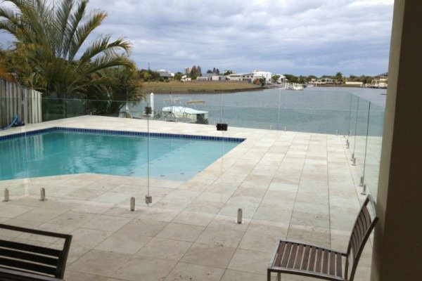 Frameless Glass To Enable Water Views